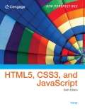 EBK NEW PERSPECTIVES ON HTML5, CSS3, AN