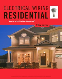 Astounding Electrical Wiring Residential 19Th Edition 9781337101837 Vitalsource Wiring Cloud Venetbieswglorg
