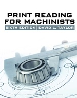 """Print Reading for Machinists"" (9781337516976)"