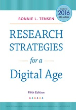 """""""Research Strategies for a Digital Age"""" (9781337517126)"""