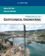 """""""Principles of Geotechnical Engineering, SI Edition"""" (9781337517218)"""