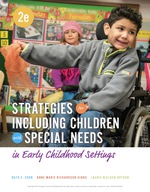 """""""Strategies for Including Children with Special Needs in Early Childhood Settings"""" (9781337517348)"""