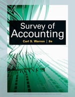 """""""Survey of Accounting"""" (9781337517386)"""