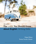 """""""The Least You Should Know About English: Writing Skills"""" (9781337517478)"""