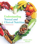 """""""Understanding Normal and Clinical Nutrition"""" (9781337517522)"""