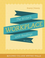 """""""The Writer's Workplace with Readings: Building College Writing Skills"""" (9781337517690)"""