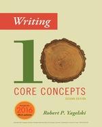 """Ten Core Concepts"""" (9781337517706)"""