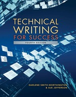 """""""Technical Writing for Success, 4th"""" (9781337668248)"""