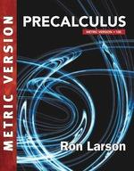 """Precalculus, International Metric Edition"" (9781337669856)"