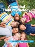 EBK ABNORMAL CHILD PSYCHOLOGY