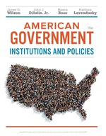 """American Government: Institutions and Policies"" (9781337670166)"