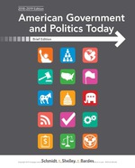 """American Government and Politics Today, Brief"" (9781337670173)"