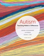 """Autism: Teaching Makes a Difference"" (9781337670210)"