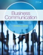 Business Communication (9781337670333)