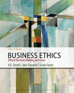 """Business Ethics: Ethical Decision Making & Cases"" (9781337670340)"