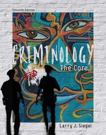 """Criminology: The Core"" (9781337670531)"