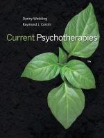 """Current Psychotherapies"" (9781337670555)"