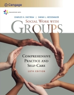 """""""Empowerment Series: Social Work with Groups: Comprehensive Practice and Self-Care"""" (9781337670715)"""