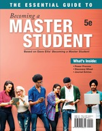 """The Essential Guide to Becoming a Master Student"" (9781337670760)"