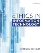 """""""Ethics in Information Technology"""" (9781337670883)"""