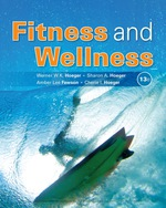 """""""Fitness and Wellness"""" (9781337670920)"""