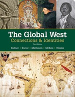 """""""The Global West: Connections & Identities"""" (9781337671057)"""