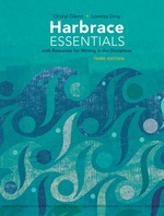 """""""Harbrace Essentials with Resources Writing in the Disciplines"""" (9781337671132)"""