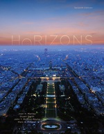 """Horizons, Student Edition: Introductory French"" (9781337671156)"