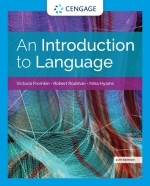 """""""An Introduction to Language"""" (9781337671279)"""