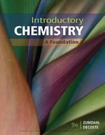 """Introductory Chemistry: A Foundation"" (9781337671323)"