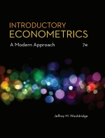"""Introductory Econometrics: A Modern Approach"" (9781337671330)"
