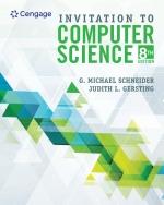 """Invitation to Computer Science"" (9781337671354)"