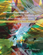 """""""Methods and Strategies for Teaching Students with High Incidence Disabilities"""" (9781337671583)"""