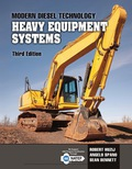 Modern Diesel Technology: Heavy Equipment Systems 9781337671620R180