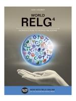 """""""RELG: World"""" (9781337671866)"""