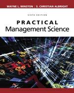 """Practical Management Science"" (9781337671989)"