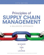 """Principles of Supply Chain Management: A Balanced Approach"" (9781337672016)"