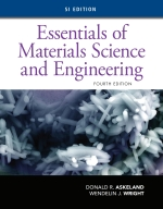 """Essentials of Materials Science and Engineering, SI Edition"" (9781337672078)"