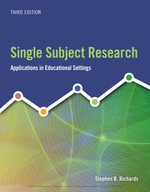 """""""Single Subject Research: Applications in Educational Settings"""" (9781337672108)"""