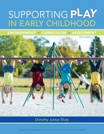 """Supporting Play in Early Childhood: Environment, Curriculum, Assessment"" (9781337672191)"