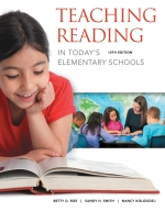 """""""Teaching Reading in Today's Elementary Schools"""" (9781337672238)"""