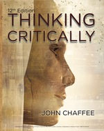 """Thinking Critically"" (9781337672269)"