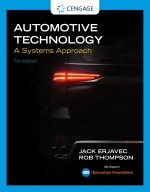 """Automotive Technology: A Systems Approach"" (9781337794404)"