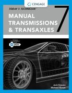 """Today's Technician: Manual Transmissions and Transaxles Classroom Manual and Shop Manual"" (9781337795562)"
