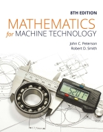 """Mathematics for Machine Technology"" (9781337798396)"