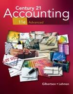 """Century 21 Accounting: Advanced"" (9781337799768)"