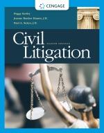 """""""Civil Litigation"""" (9781337900713)"""