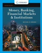 """Money, Banking, Financial Markets & Institutions"" (9781337904827)"