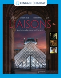 MindTap for Wong/Weber-F�ve/Van Patten's Liaisons: An Introduction to French, 3rd Edition [Instant Access], 4 terms              by             Wong; Wynne; Weber-F�ve; Stacey; VanPatten; Bill