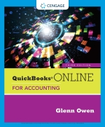 "Using QuickBooks Online for Accounting"" (9781337911382)"